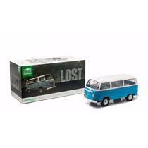Greenlight Vw Combi 1/18 Lost Volkswagen Type 2 (t2b) Bus 71