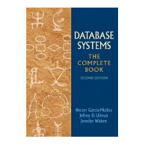 Database Systems: The Complete Book, Hector Garcia-molina