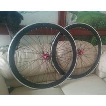 Rines Bicicleta R700 C/bloqueo Para Sprock De Velocidades