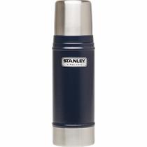 Thermo Insulado Stanley Classic Botella Azul Marino