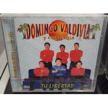 Domingo Valdivia Y Compañia Mi Libertad Cd Nuevo Sellado