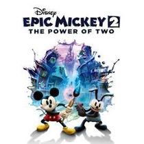 Disney Epic Mickey 2 Juego Wii!