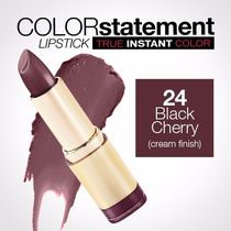 Milani Labiales Statement Best Red Label Black Cherry