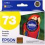 Tinta Epson Stylus 73n Color Amarillo C79/c92/c110 N.t073420