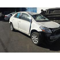 Desarmo Toyota Yaris 2012 Por Partes
