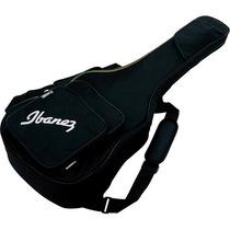 Funda Para Guitarra Clásica Ibañez Negra Icb510 Bk