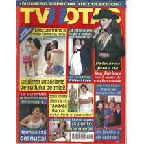 Revista Tv Notas Núm.193 De Fecha Agosto 9 Del 2000.