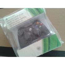 Control Original Inalambrico Xbox 360 Microsoft Nuevo Negro