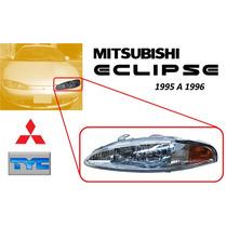 95-96 Mitsubishi Eclipse Faro Delantero Lado Izquierdo Tyc