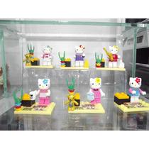 Figuras Compatibles Con Lego De Hello Kitty