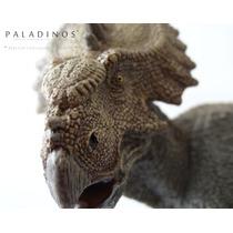 Pachyrhinosaurus Papo Tipo Dinosaurios Jurassic Park