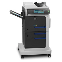 Impresora Multifuncional Hp Laserjet Cm4540f Color Cc420a