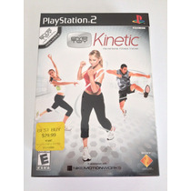 Eye Toy Kinetic Ps2! Realidad Virtual Con Camara!