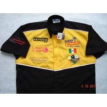 Camisas Tipo F1 Para Bordar Escuderia Racing Mmu