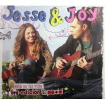 Jesse & Joy - Esta Es Mi Vida Edicion Espacial Cd Y Dvd