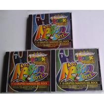 Paquete De 3 Cds Del Rock N Roll Apson Boys Teen Tops Rebeld