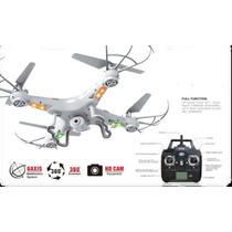 Mini Drone X5c-1 Hd, Espectacular Version Mejorada / Blanco