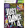 Just Dance 4 Kinet  Xboxs 360