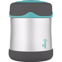 Thermo Insulado Thermos Foogo 10 Onz Acero Inox.teal