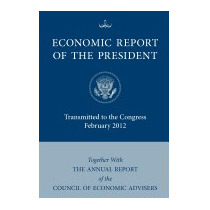 Economic Report Of The President,, Executive Office Of The