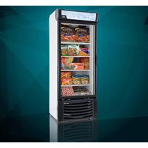 Congelador Vertical Exhibidor De 1 Puerta 16 Pies Cubicos