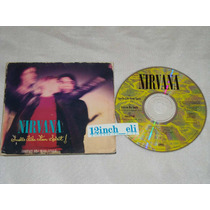 Nirvana Smells Like Teen Spirit 91 Geffen Single Promo Usa 3