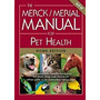Merck/merial Manual For Pet Health: The, Cynthia M Kahn