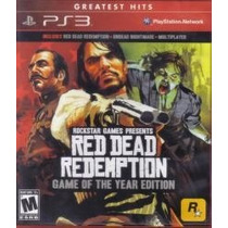 Red Dead Redemption Game Of The Year Ps3 Nuevo Citygame