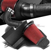 Mustang Filtro De Alto Flujo Color Negro 2011-2014 5.0