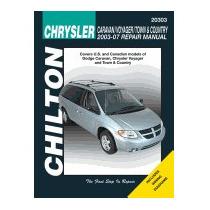 Chrysler Caravan, Voyager, Town & Country, John Wegmann