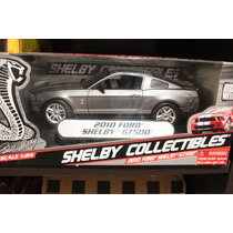 Ford Mustang 2010 Shelby Gt500 Collectibles 1:24