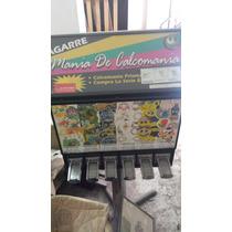Maquinas Autovendedoras De Calcomanias