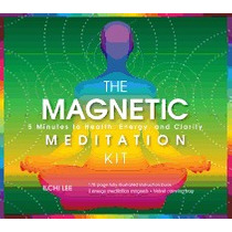Magnetic Meditation Kit: 5 Minutes To Health,, Ilchi Lee