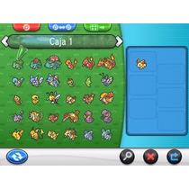Pokemon Alfa Zafiro + 721 Pokémon+24k Rare Candy+41k Masters