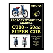 Honda Motorcycles Workshop Manual N00 Super, Floyd Clymer