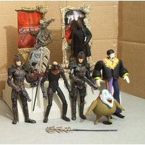 Movie Maniac & Ridick Lote 7 Figura P Compra Lee Anuncio