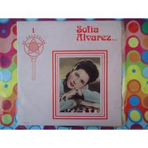 Sofia Alvarez Lp Decoleccion Veracruzana 1990