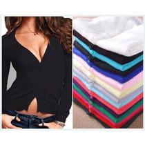 Suéter Vestido Pantalon Falda Cuello V Clásico Dama Mujer