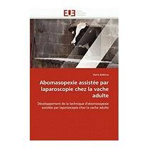 Abomasopexie Assistee Par Laparoscopie Chez, Marie Babkine