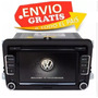 Estereo Touch Rcd510 Original Vw Bora Jetta Mk6 Gollf Seat Volkswagen Jetta