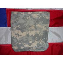 Bolsa Placa Lateral Chaleco Táctico Camouflage Pixel Gris