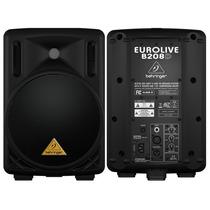 Behringer Eurolive B208d Bafle Amplificado Activo 200 Watts