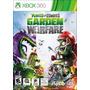 Plants Vs. Zombies: Garden Warfare X360