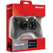 Control Alámbrico Para Xbox 360 Y Pc Microsoft Original.