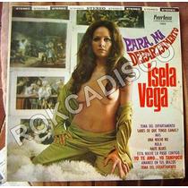 Pop Nacional, Isela Vega, Para Mi Departamento, Lp 12´,