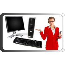 Computadoras Pentium D Y Dual Core Doble Nucleo Ciber Y Call