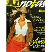 Ana Barbara Revista Az Notas