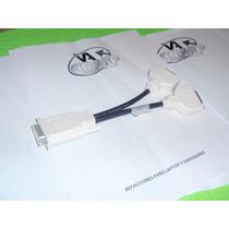 Hp, Dell, Molex Dms-59 A Dual Dvi Video Lcd Y Splitter. Dell