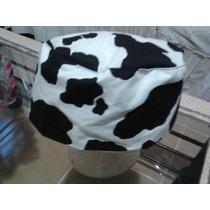 Gorro De Vaca Chef Cerrado O Abierto