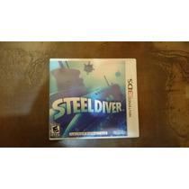 Vendo O Cambio Steeldiver 3ds